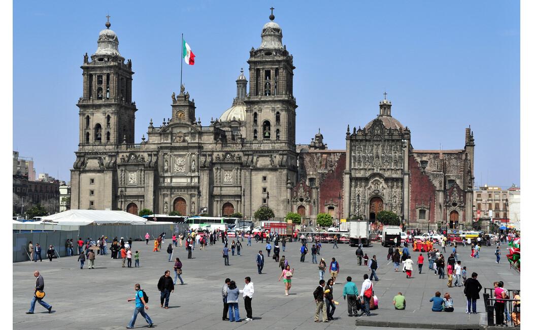 Mexic Marele Tour si Sejur Cancun