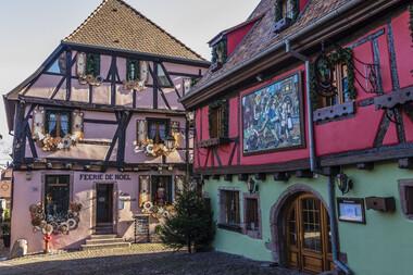 """""""Un colţ"""" de Germanie în nord-estul Franţei"""