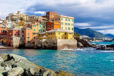 Cetăţile medievale, castelele și vinurile Italiei