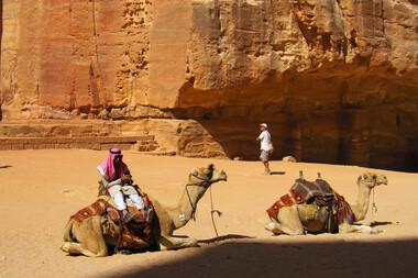 Pe urmele nabateenilor