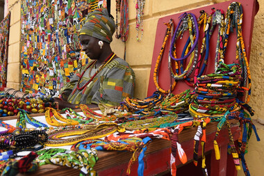 Miracolul Vestului Africii