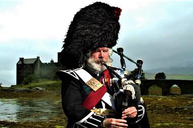 Mituri și legende scoțiene