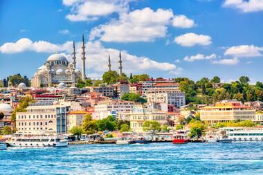 Istanbul de Rusalii
