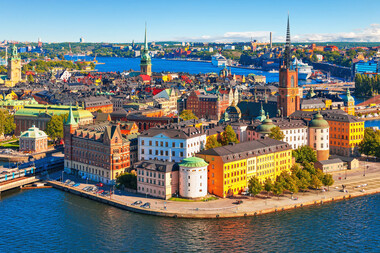 Scandinavia-Sankt Petersburg-Tarile Baltice
