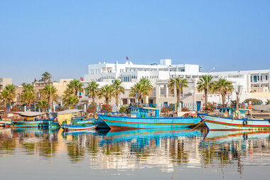 Tunisia Circuit si Sejur Hammamet